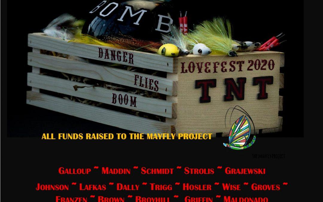 The Streamer Lovefest 2020