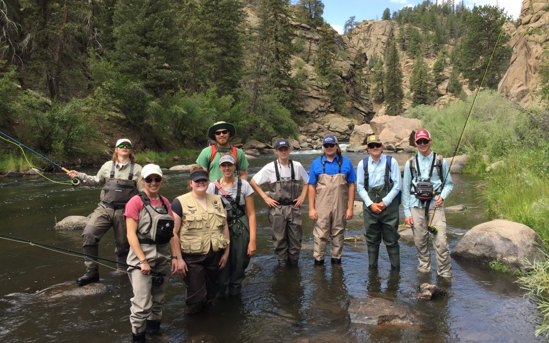 Fundraiser for Youth Fly Fishing Club